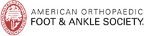 American Orthopaedic FOOT & ANKLE SOCIETY - Mark Sobel, MD. PC. - Orthopaedic Surgeon